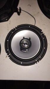 Kenwood car audio speekers