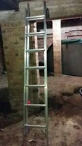 Ladder Extension 2.4 - 3.9m 100kg Gorilla brand $75 NEW FARM New Farm Brisbane North East Preview