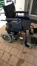 Electric powered wheel chair-new batteries-very good condition Buderim Maroochydore Area Preview