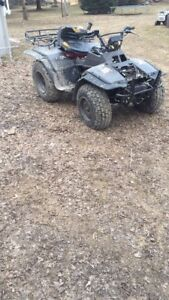 Looking to trade for a 2storke dirt bike