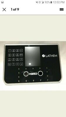 Lathem Time Fr650 - Facein -face Recognition Time Clock