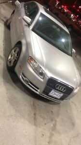 2007 Audi A4 automatic 4wd. Low km  accident free
