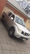 2009 Nissan Navara D40 STX Port Augusta Port Augusta City Preview