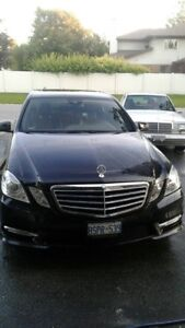 2013 Merceds Benz E350 4Matic premium executive package