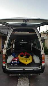 VAN + MAN FOR HIRE JOBS FROM $30 Speedy Gonzales 61 Transport ADL Port Adelaide Port Adelaide Area Preview