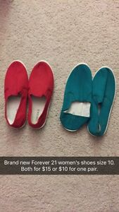 Forever 21 Women's Size 10 Shoes