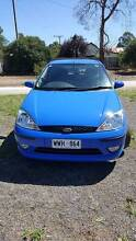 2002 Ford Focus Hatchback Mount Pleasant Barossa Area Preview