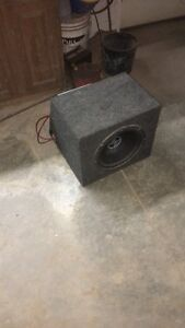 Minty fresh subs with amp