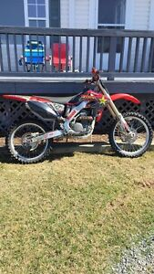Crf250r want gone
