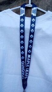 Toronto Maple Leafs Neck Landyards, brand new