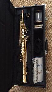 Jupiter Soprano Saxophone Atwell Cockburn Area Preview
