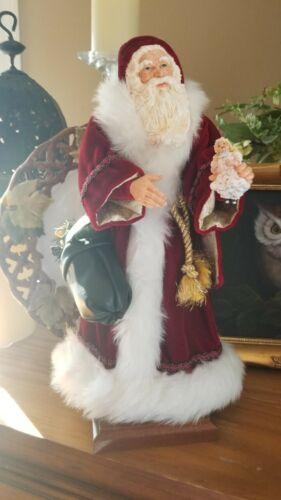 "Simpich Santa ""the Gift Giver"""