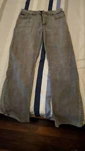 Volcom Jeans/ Pants Size 32/30 grey...Quiksilver, RipCurl, Burton Randwick Eastern Suburbs Preview