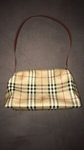 Authentic Burberry Handbag Made in Italy ~ Preloved Designer Merrimac Gold Coast City Preview