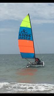 2015 Hobie 14 Catamaran