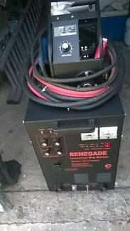 industrial meg welder never used 250 amp single phase $1,800 neg