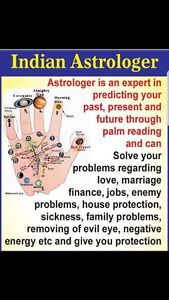 WORLD FAMOUS INDIAN TRADITIONAL SKILLED IN ALL ASTROLOGY Auburn Auburn Area Preview