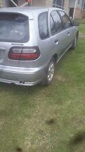 1998 Nissan Pulsar Hatchback Blackalls Park Lake Macquarie Area Preview