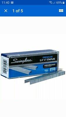 Swingline S.f. 4 Premium Full-strip Stapler 5000 Item 35450