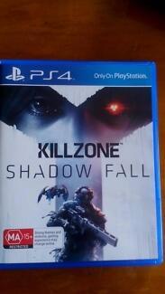 Killzone Shadow Fall Playstation 4 Ps4 Game Brand New