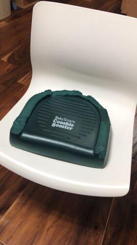 Soft Kids Non slip slide Cooshie Booster Green Foam Cushion Lightweight portable