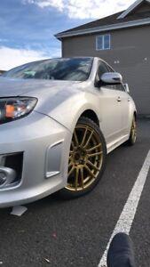 Subaru Wrx Sti 2011 sedan