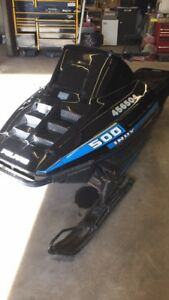 Polaris Indy 650
