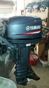 Outboard motor Yamaha 30hp 2012 model HMHL Arana Hills Brisbane North West Preview