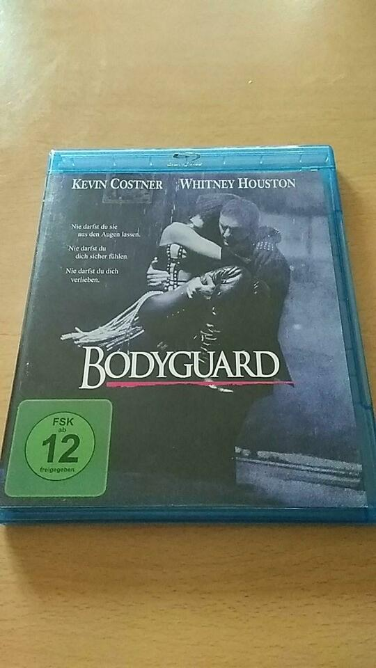 Verkaufe die Blu-Ray -  Whitney Houston - Bodyguard in Erlangen