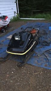 1974 skidoo Olympique 340 for parts!