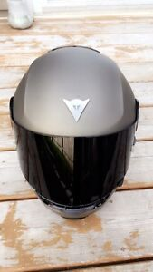Dianese Helmet With Bluetooth and charger size Large