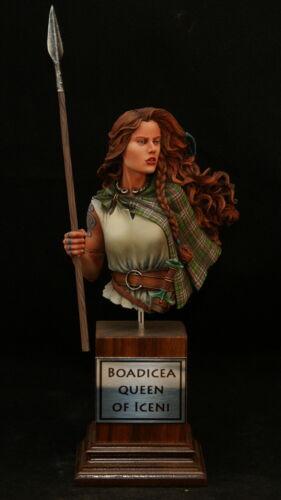 Boudica Historical Bust Origen Art