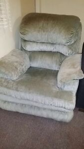 Fold out couch bed with a sofa Traralgon Latrobe Valley Preview