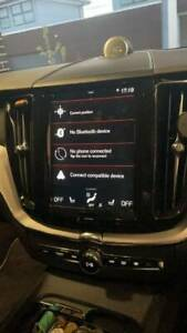 2018 Volvo Xc60 T6 R-design (awd) 8 Sp Automatic Geartronic 4d...