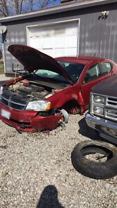 DODGE AVENGER/PARTS WANTED