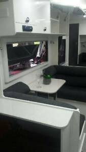 New Age Manta Ray 19ft Ensuite Rear Series 2 Youngtown Launceston Area Preview