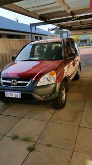 2003 Honda CRV Kewdale Belmont Area Preview