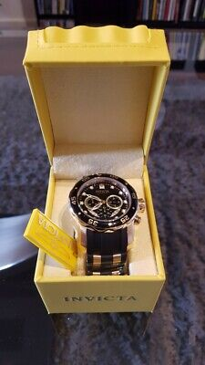 Invicta VD 53 B Divers Watch