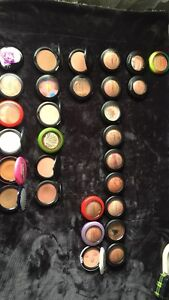 TAKE ALL! Mac cosmetics highlights, bronzers and blushes