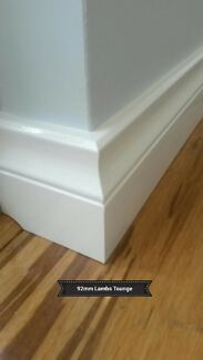 Skirting Board supply&fit $8/m,Bamboo Floor supply&lay $61/sqm