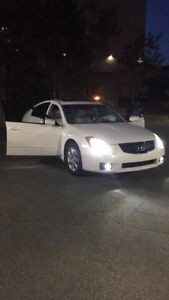 Fully Loaded 2007 3.5 SL Nissan Maxima