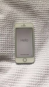 White iPhone 5s 32GB Airlie Beach Whitsundays Area Preview