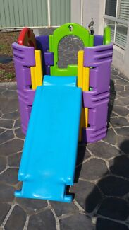 Children outdoor activity playgrounds with slides  Seabrook Hobsons Bay Area Preview