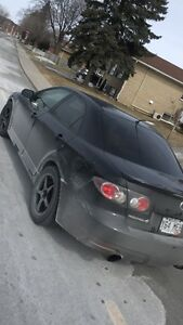 Mazdaspeed 6 2007 4WD turbo