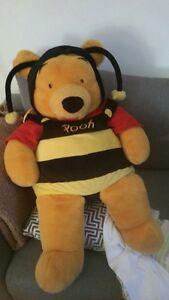 Disney Winnie Pooh plush toy Thomastown Whittlesea Area Preview