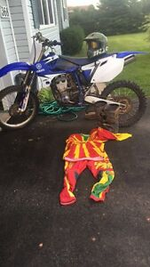2005 yz 250 f package deal