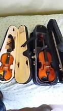 Schroeder #100 model 1/4 size violin North Sydney Area Preview