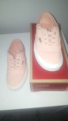 Womens vans trainers size 4