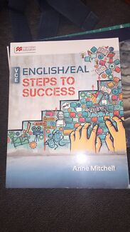 VCE English/Eal Steps To Success