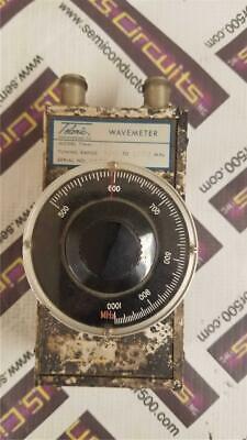Telonic Engineering Twm-750 Wavemeter - 500mhz To 1000mhz